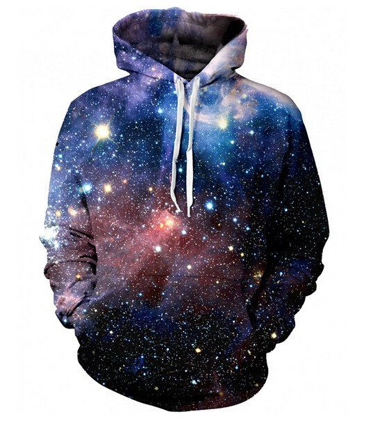 Our super cool Galaxy hoodie is perfect for those dudes who love being trendy. This totally unique hoodie will be sure to make heads turn and everyone around you will want to borrow it. Pair it with y