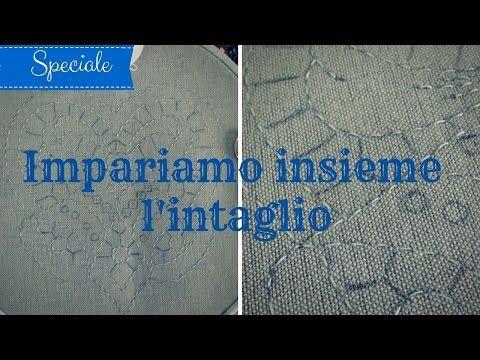 Speciale - Ricamo ad Intaglio - AnticoModerno