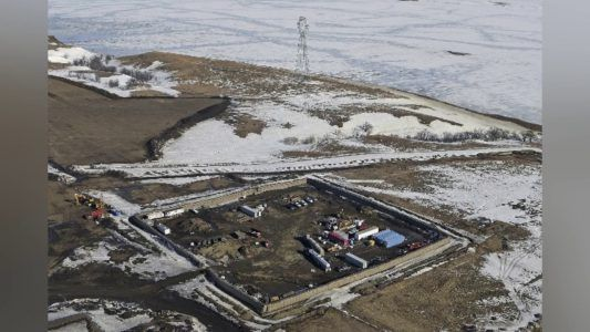 Tribe Files Challenge After Trumps Action on Dakota Pipeline #news #alternativenews