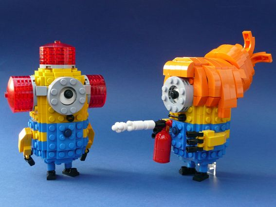 couple of minions | Flickr - Photo Sharing! By car mp