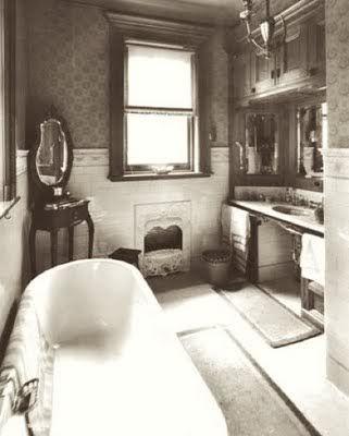 1930s bathrooms - Google Search