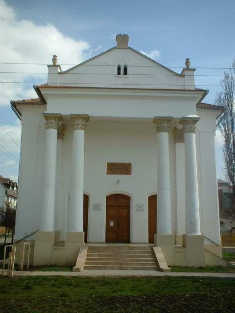 Mezotur synagogue