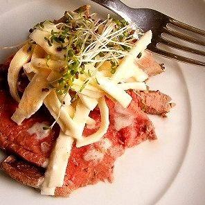 Roast Beef Fillet with Creamy Celeriac-and-Horseradish-Cream Salad | Scrumptious South Africa