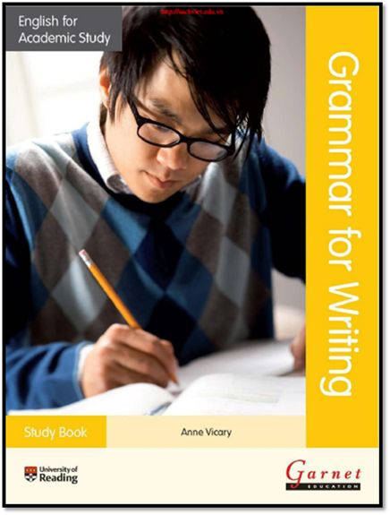 English for Academic Study - Grammar for Writing Study Book + Answers Book | Sách Việt Nam