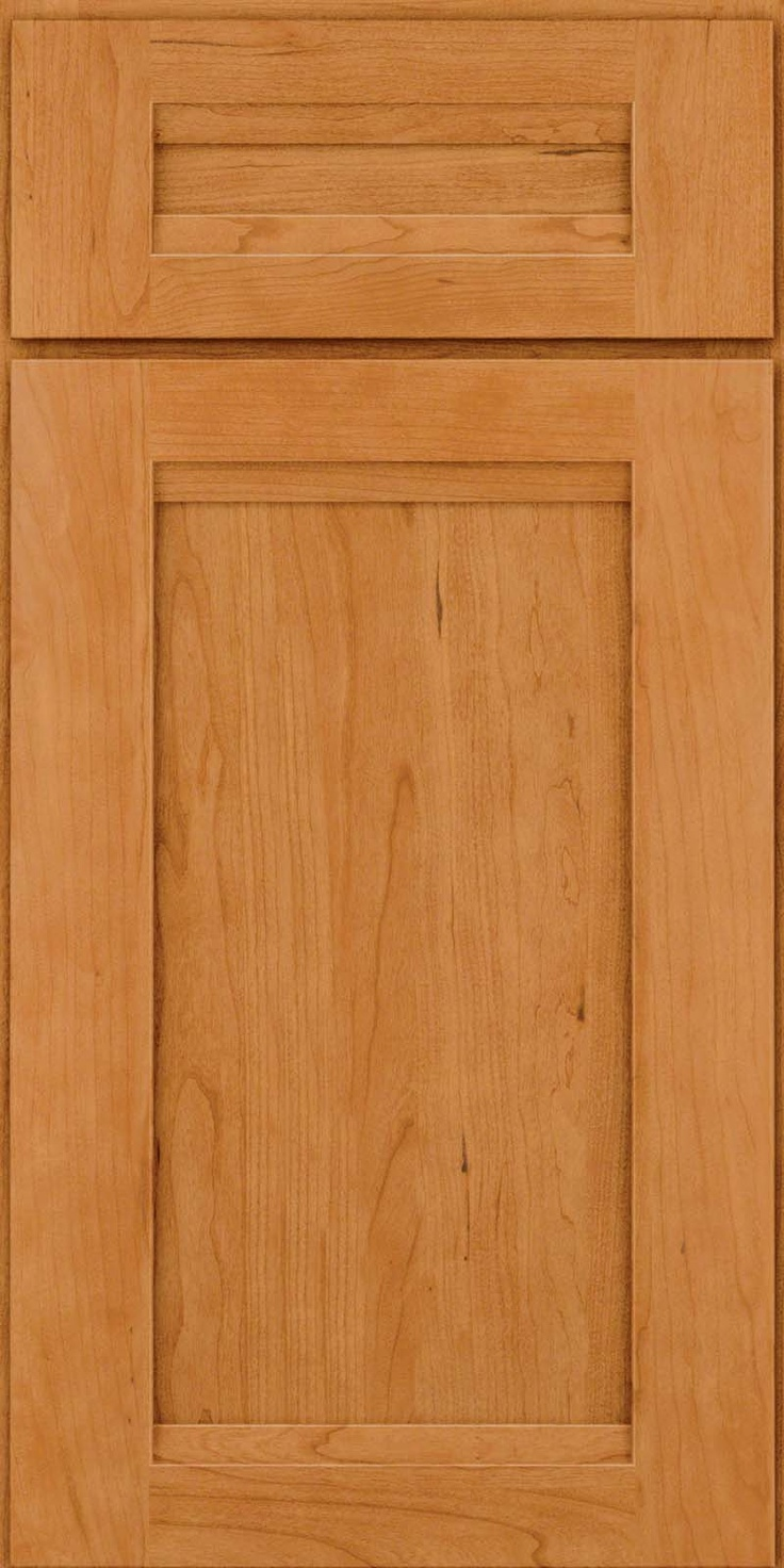 Kraftmaid Cabinet Style Thornton Wood Maple Finish