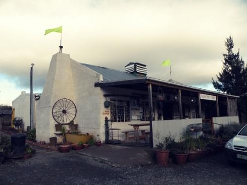 Dagga Boer Padstal