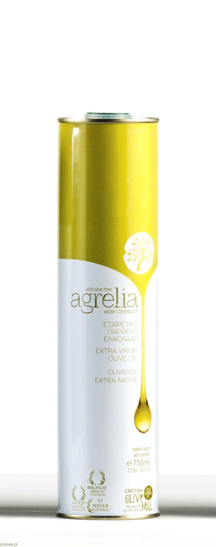 AGRELIA 0.3 Oliwa z oliwek 0.75 L