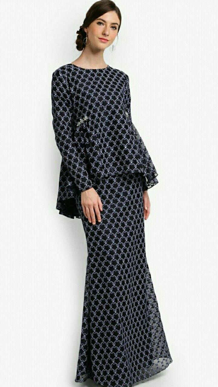 Style Baju kurung