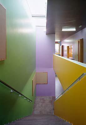 Primary school in Vilars/NE, Switzerland, by Manini Pietrini Architects