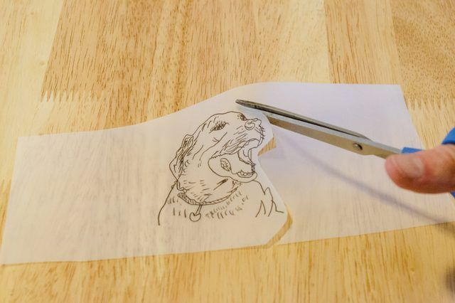 Transfer a carbon paper tattoo to the skin | eHow | eHow – #on #the #hear #of #hide