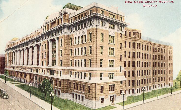 New Cook County Hospital - Chicago,Illinois