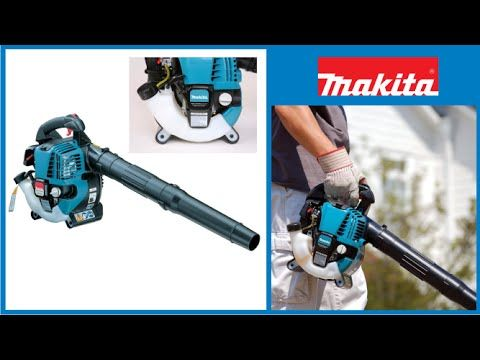 Best Leaf Blower - Makita BHX2500CA Commercial Grade 4-Stroke 24.5cc Han...