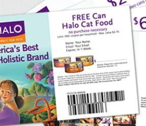 Free Cat Food this Month : Halo Pets Free Cat Food Coupon - http://couponsdowork.com/freebies-giveaways/halo-free-cat-food-june-2016/