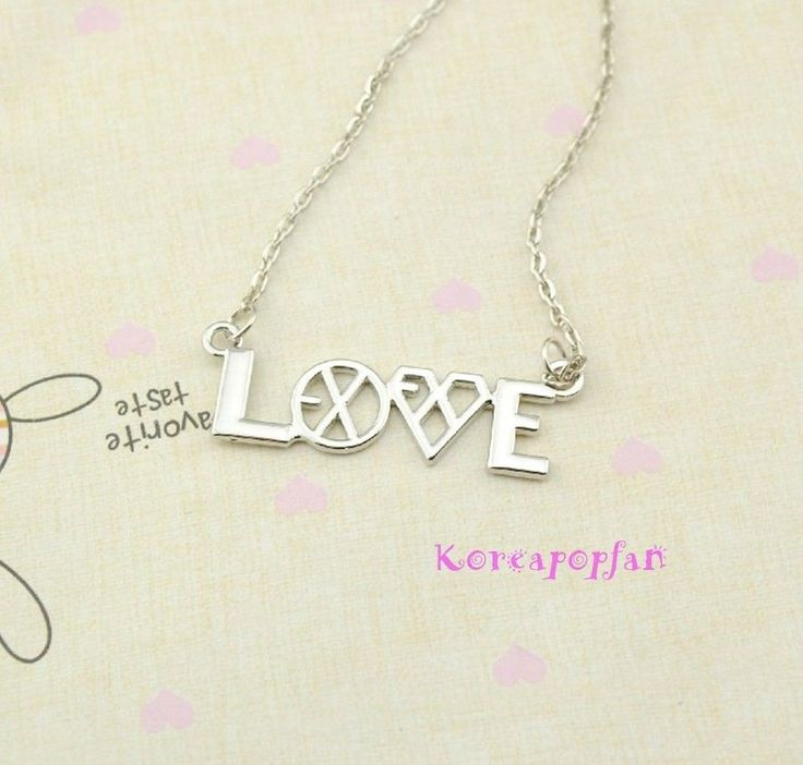 EXO EXO-M EXO-K Miracles in December NECKLACE KPOP NEW