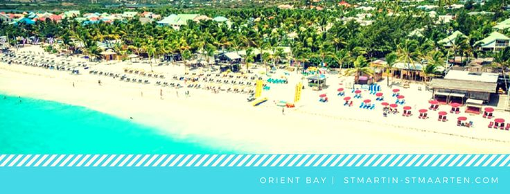 Orient Beach Bay St Martin Best Caribbean Islands