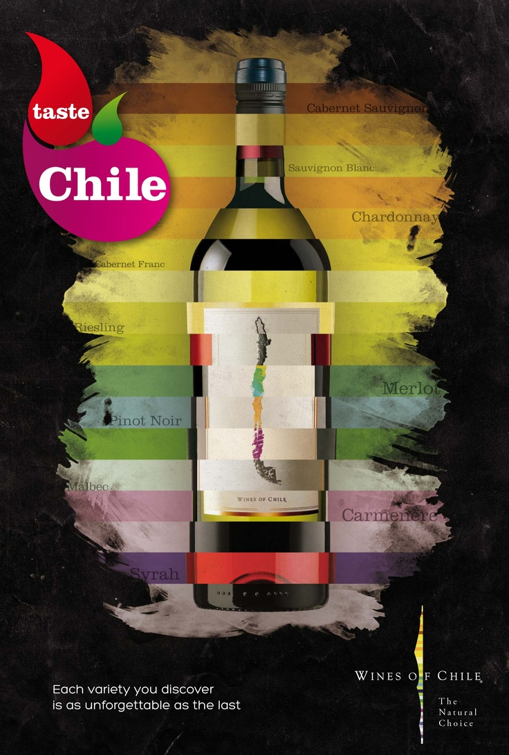 Wines of Chile · Taste Chile