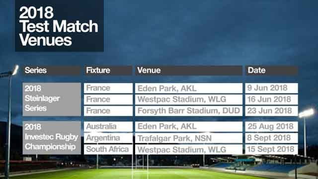 Do you want to be updated about the NZ All Blacks Rugby 2018 Fixture Kickoff, Live Stream, TV Guide in advance? From here you will get the ALL Blacks various tour like Steinlager Series, Bledisloe Cup, Rugby Championship and the Autumn Internationals, and Northern Tour's fixture including kick-Off time, Date, Venue.