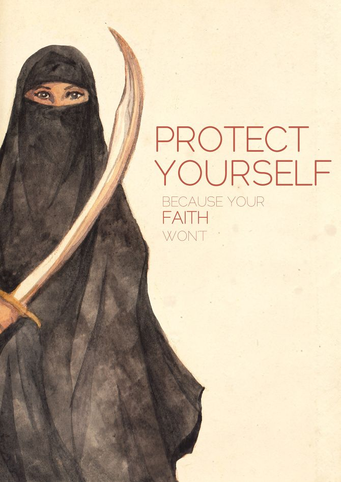 Protect Your Self because your Faith Wont