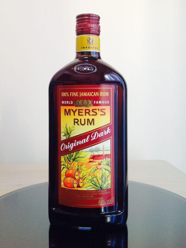 Myers's Rum Original Dark Rum Review by fatrumpirate fat rum pirate
