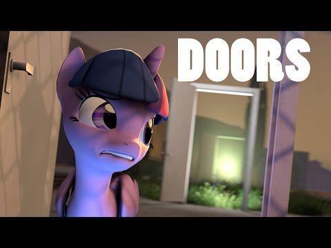 ▶ [SFM Ponies] Doors - A Collaborative Effort - YouTube