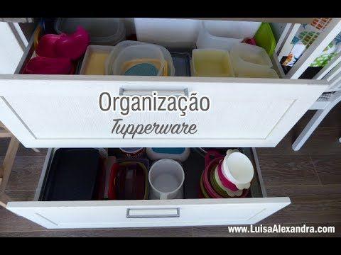 Organização • Tupperware • www.luisaalexandra.com