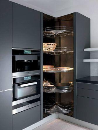 10+ Fantastische Ideen für Küchenschränke, die lange halten