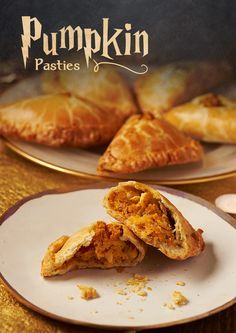... Pumpkin Pasties on Pinterest | Treacle Tart, Pasty Recipe and Pumpkin
