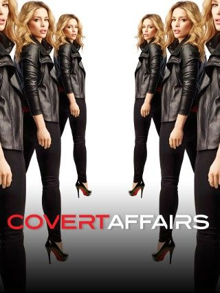 """USA NETWORK """"Covert Affairs"""" (2010-) Action / Drama Created:Matt Corman /Chris Ord Starring:Piper Perabo /Christopher Gorham  A young CIA trainee, Annie Walker, is sent to work in the Domestic Protection Division (DPD) as a field agent. August """"Auggie"""" Anderson, a blind tech operative, is Annie's guide in her new life. In the beginning, Annie's cover story is that she works in Acquisitions at the Smithsonian Museum but she is later let go."""