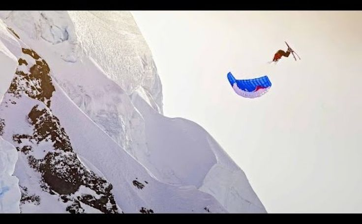 A Lesson in Speedriding – The Unrideables: Alaska Range | Wild Boys TV