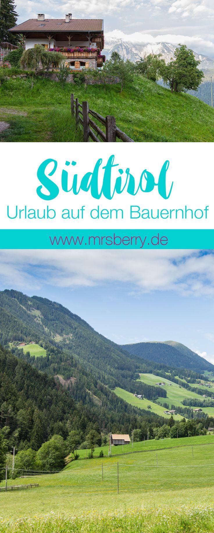 Südtirol mit Kind | Urlaub auf dem Bauernhof im wunderschönen Sarntal. | MrsBerry Familien- & Reiseblog http://.mrsberry.de