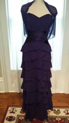 Alfred Angelo mother's dress in stock now.