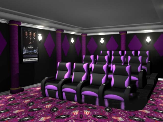 32 best Home Theater Ideas images on Pinterest | Movie rooms ...