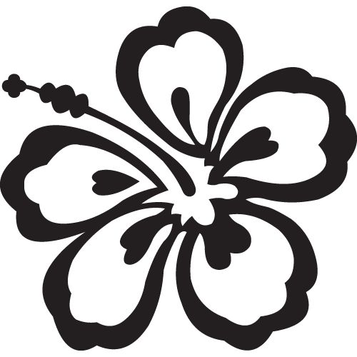 hawaiian-flower-clipart-16361-hd-wallpapers.gif (500×500)