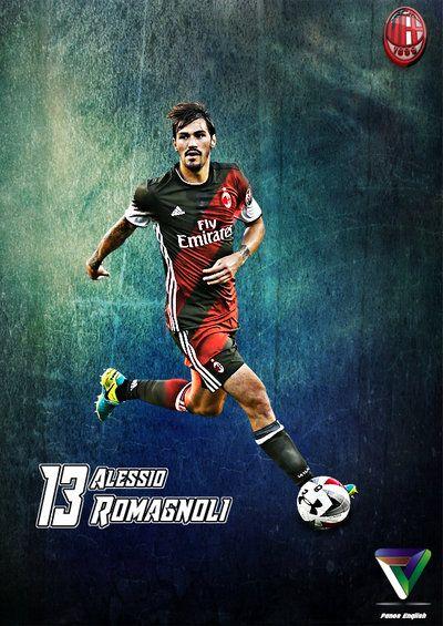 Alessio Romagnoli by PanosEnglish.deviantart.com on @DeviantArt