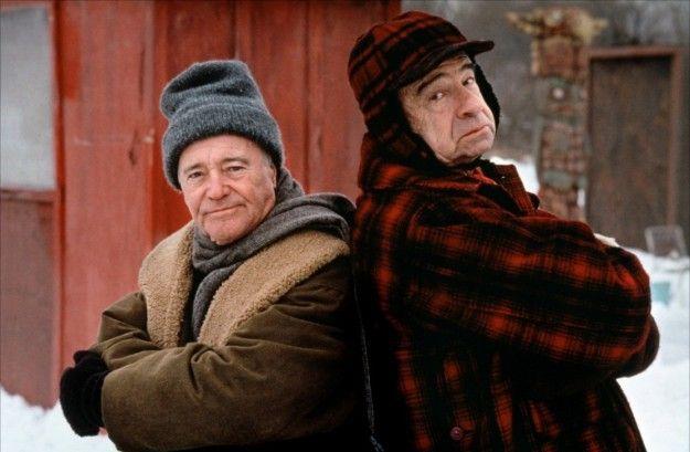 Jack Lemmon e Walter Matthau - Fotogallery Donnaclick