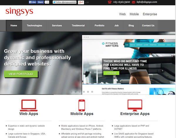 Web Design, Mobile Apps Development Website Design and Development ...