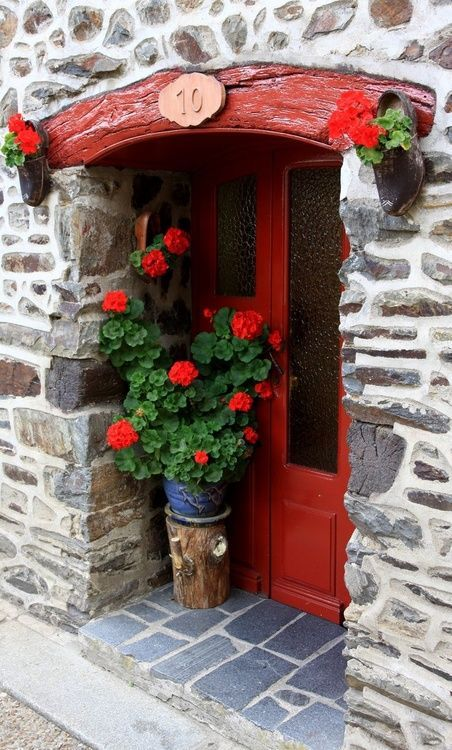 Medieval town of Fougères - Bretagne, France