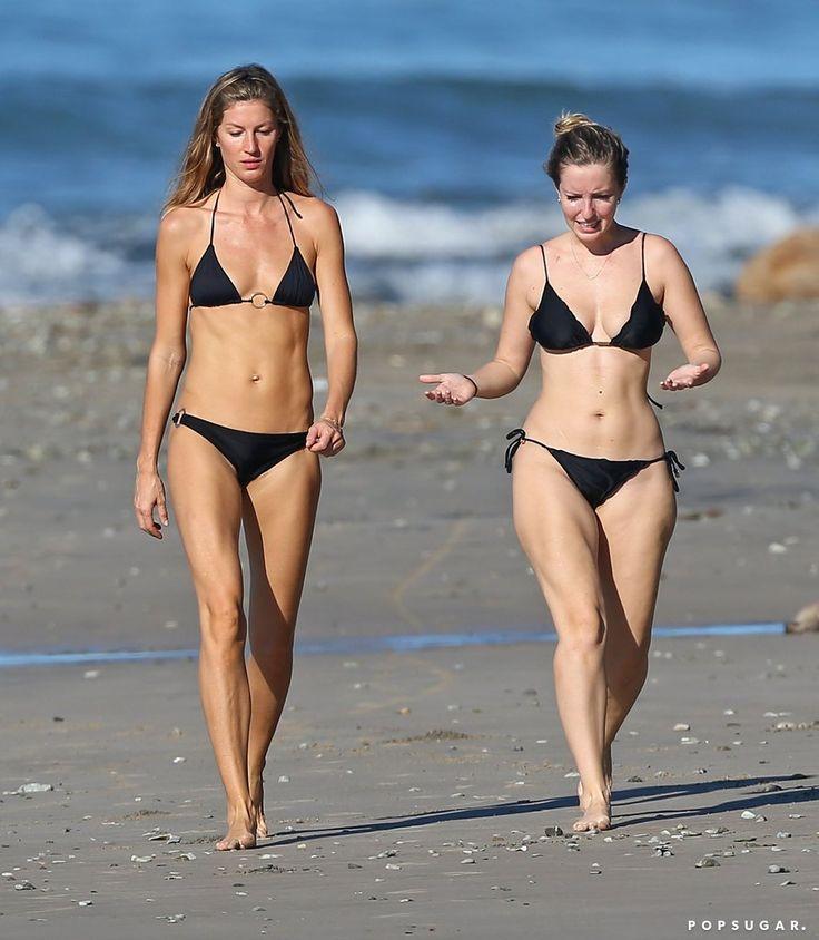gisele-bundchen-black-bikini-her-sister-2014