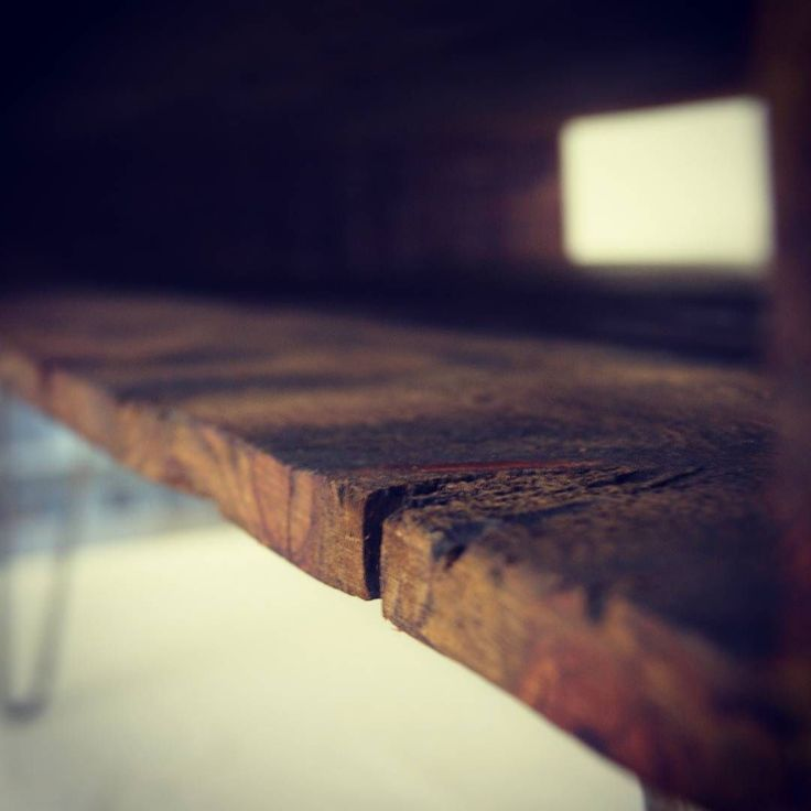Gnarly details. #reclaimed #floorboards #box #coffeetable #sawnlondon