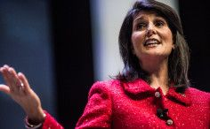 Nikki Haley Says NYC Pride Parade Attendees Booed Her