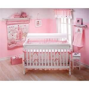 Disney Princess nursery: Crib Bedding, Idea, 4 Pieces Cribs, Nurseries, Princesses Happily, Disney Princesses, Happily Ever After, Baby Girls, Cribs Beds Sets