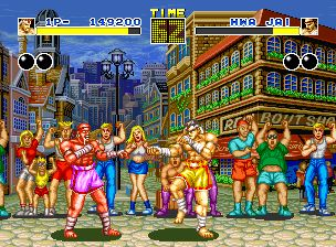 SNK's Neo Geo is known for being the most powerful machine of its time, and also one of the most expensive. Two variations of the system were released, one