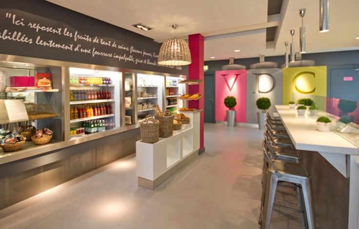 Vie de Chateaux Restaurant # France