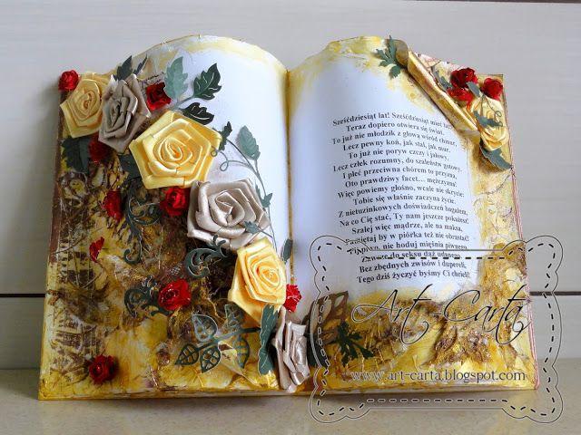 Art-Carta : Urodzinowa księga