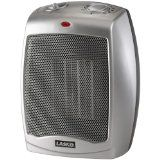 Lasko 754200 Ceramic Heater with Adjustable Thermostat - Room Design Tips