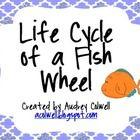 life cycle of a fish printable wheel