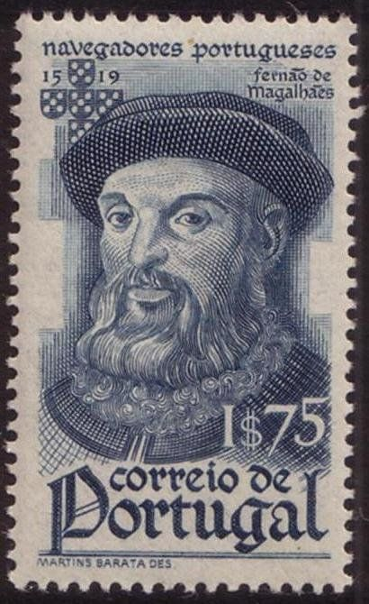 Ferdinand Magellan (c. 1480-1521)