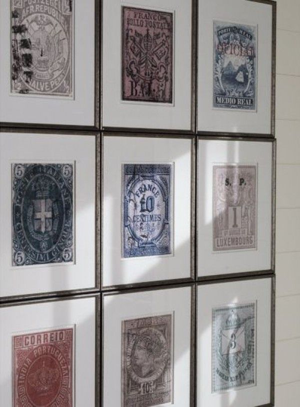 Blow up old stamps | return to sender | Pinterest