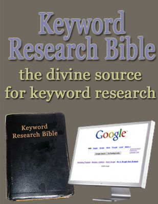 Keyword Research Bible (MRR)-Download This Ebook At: http://www.tradebit.com/filedetail.php/8746021-keyword-research-bible-mrr