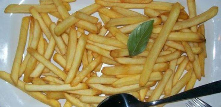 Dica para você: Receita de Batata frita sequinha e crocante. Compartilhe com amigos!
